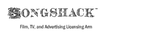 Songshack Film, TV, and Advertising Licensing