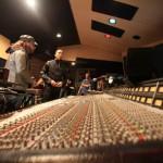 Elisha in Studio