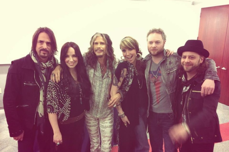 Loving Mary & Steven Tyler on the Road
