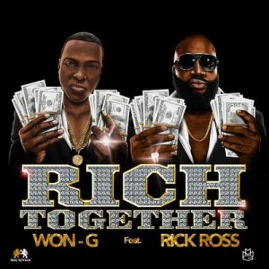 27 Rich Together Single logo
